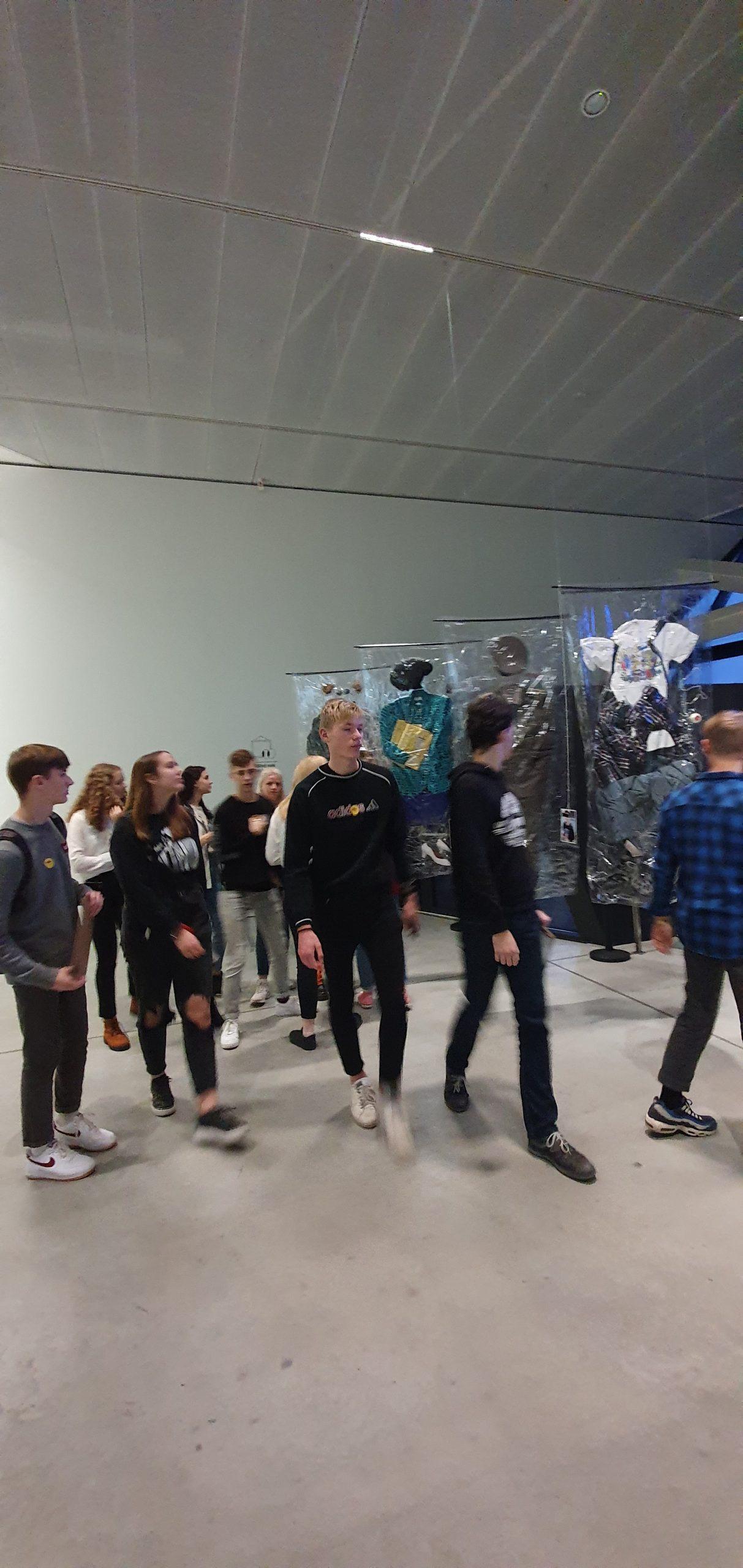 II a klasės išvyka į MO muziejų